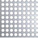 Tabla perforata OTEL cu perforatii rotunde